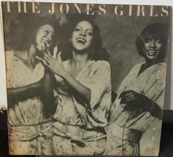 The Jones Girls - The Jones Girls - Lp Vinilo 1979