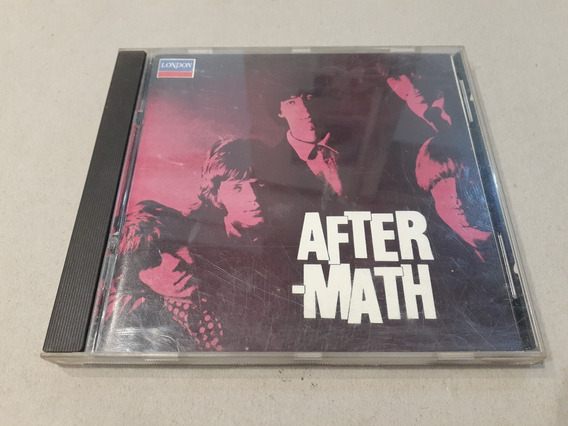Aftermath, The Rolling Stones - Cd 1985 Made In Germany Ex