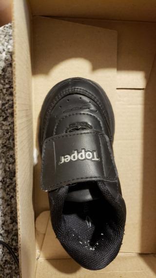Zapatillas De Niños Topper N*23 (impecables)