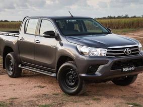 Toyota Hilux P.entrega2.8 Tdi Std Cab. Dupla 4x4 4p 18/19