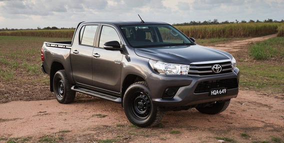 Toyota Hilux 2.8 Tdi Std Cab. Dupla 4x4 4p 2019/2019