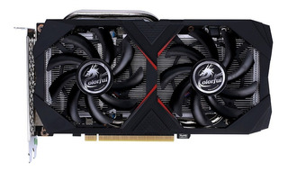 Colorful Igame Geforce Rtx 2060 Graphic Card Gddr6 6g