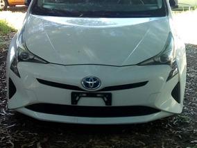 Toyota Prius 1.8 Base Cvt Hibrido 2017 Ahorra Gasolina No C
