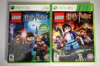 Xbox 360 | Lego Harry Potter: Years 1-4 + Years 5-7