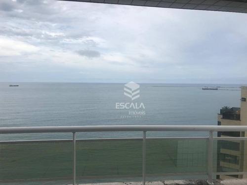 Imagem 1 de 28 de Cobertura Duplex Com 3 Quartos À Venda, 125 M² , Vista Mar, Nova, 2 Vagas - Meireles - Fortaleza/ce - Co0042