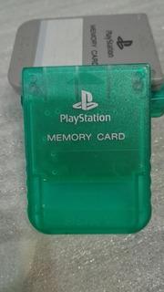 Memori Card Ps1 Ps2 Made Japón.