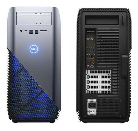 Dell Cpu Gamer Amd Ryzen 3 3.4ghz Ssd240 + 2tb 16gb Gtx1050