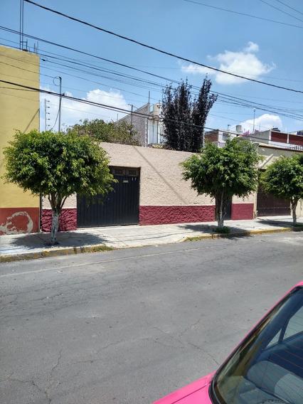 Iztacalco Casa 2rec. 1 Baño 2 Cajones $ 9500