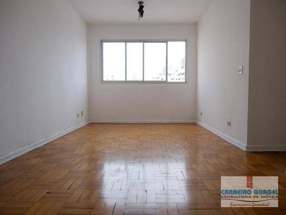 Á 500 Metros Do Metro Ana Rosa . 03 Dormitorios Sendo 01 Suite, 01 Vaga De Garagem, 100 Metros De Aréa Util. - Ap2639