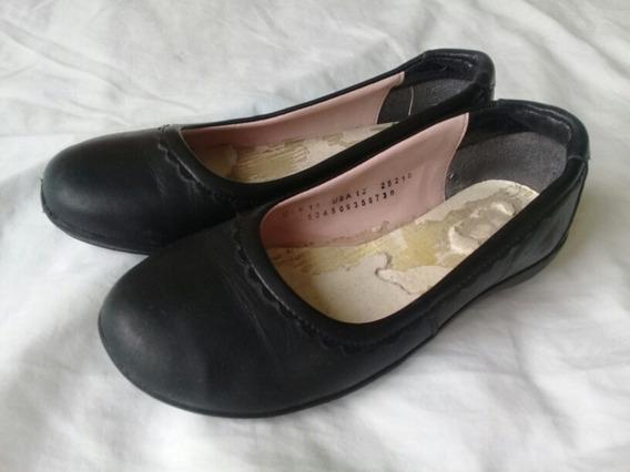 Zapato Escolar Flexi Num 19