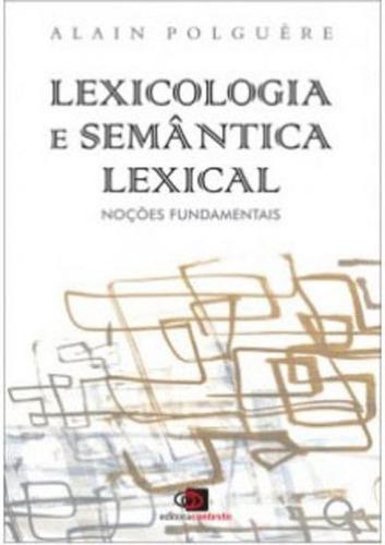 Lexicologia E Semântica Lexical