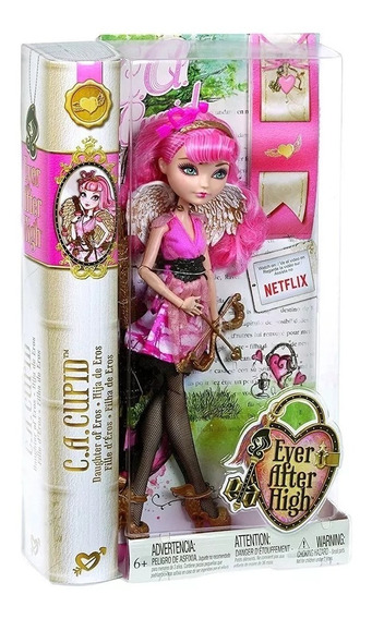 Ever After High Rebel C. A. Cupid - Mattel Bdb09