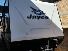 Motorhome Remolque Jay Feather Mod. 23rl Todo Funcionando