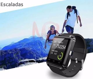 Relogio Bluetooth Smartwatch U8 Celular Moto X Play iPhone