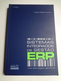 Livro Sistemas Integrados De Gestão - Erp Cicero Caiçara Jun