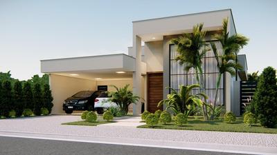 Casa No Condomínio Terras Alphaville - 1088