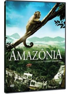 Dvd Amazônia