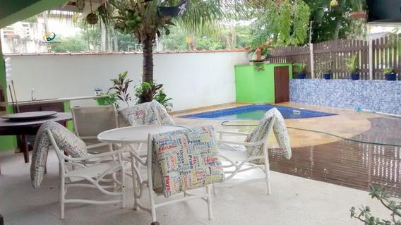 Casa Para Alugar No Bairro Enseada Em Guarujá - Sp. - Enl61-2