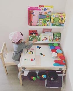 Repisas Montessori 1 Piezas De 50 Cm