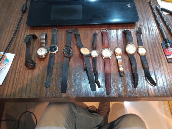 Relógios Antigo Combo