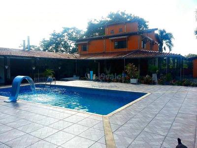 Chácara Residencial À Venda, Urbanova, São José Dos Campos. - Ch0022