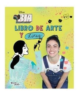 Bia : Libro De Arte Y Likes - Disney