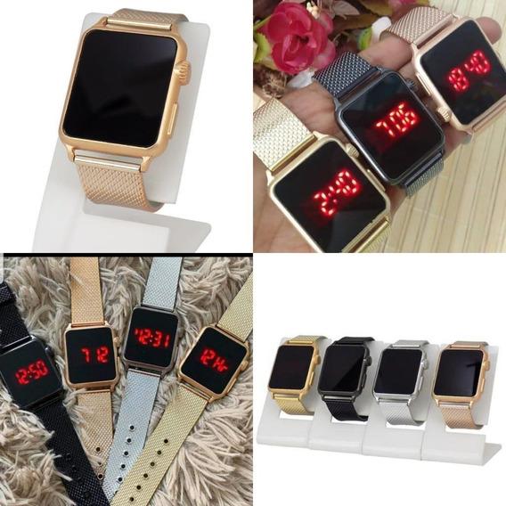 Relógio Digital Feminino Barato Com Preço De Atacado Top !!!