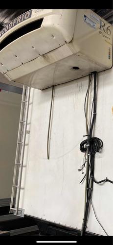 Maquina  De Bau Refrigerado  2015 Rodofrio R6 Biguer  2012