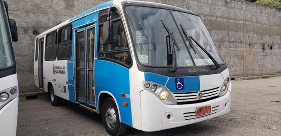 Micro Ônibus Comil Pia Vw9150 2011 2012 22l 2p Aurovel
