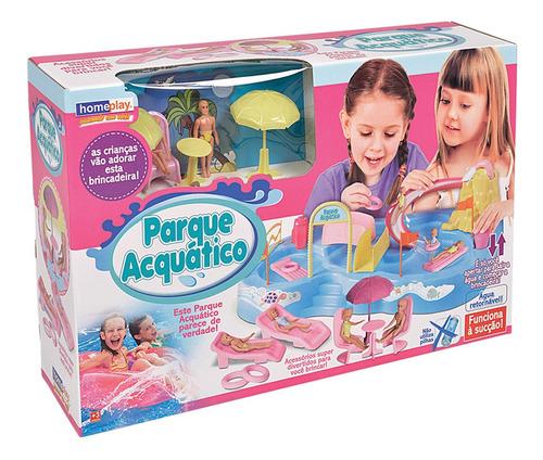 Homeplay X-plast Parque Acuatico Original