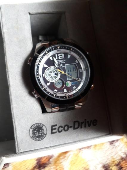 Lindo Relógio Citizen Eco-drive