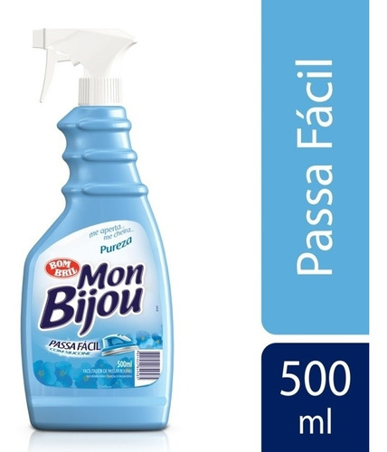 Facilita Passar Mon Bijou Pure 500ml Gatilho