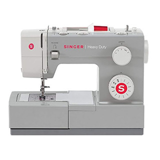 Singer | Heavy Duty 4411 Sewing Machine With 11 Built-in Sti
