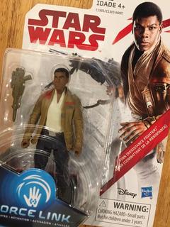 Muñeco Finn Star Wars el Ascenso De Skywalker Importado
