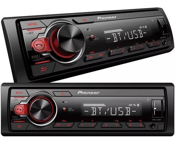 Estereo Pioneer Mvh S215 Bluetooth Aux Usb