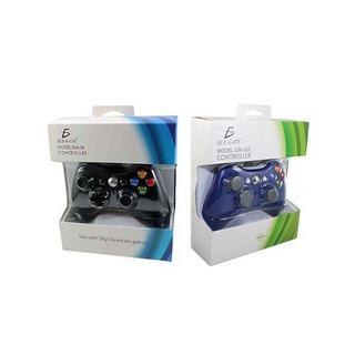 Control Joystick Xbox 360 Windows Pc Gamepad Usb Ele-gate