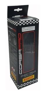 Par Pneu 700x23 Pirelli Corsa Pro Speed Kevlar Pro 120 Tpi