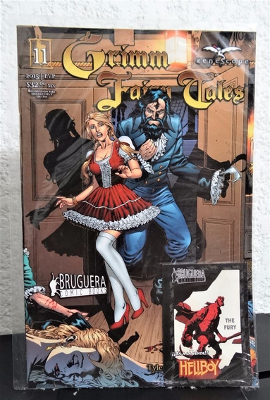 Grimm Fairy Tales # 11 - Bruguera