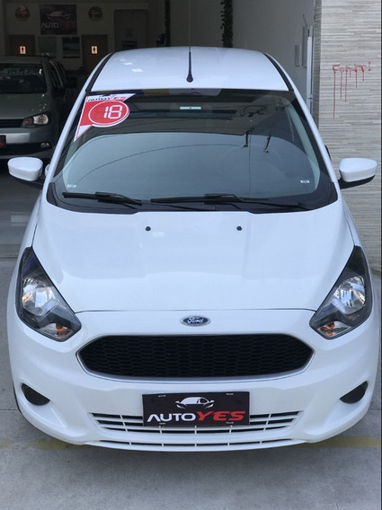 Ford Ka 1.0 Se Plus Flex 4p