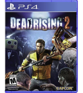 Ps4 Dead Rising 2 Playstation 4 Nuevo