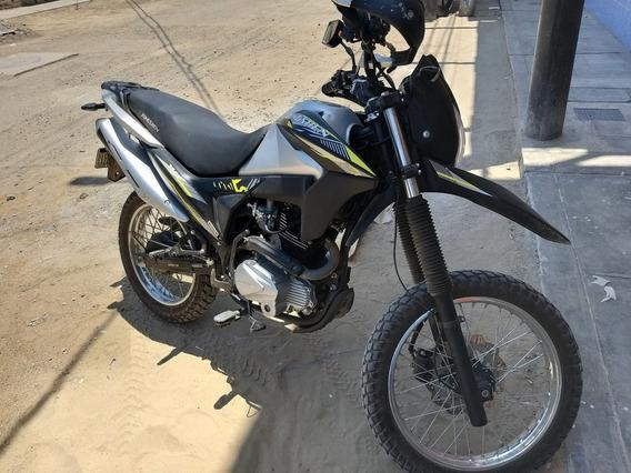 Moto Zongshen Triax 200 - Todo Terreno