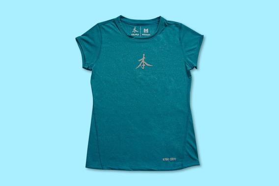 Camiseta Deportiva Kenawa Para Ejercicio Running Gym
