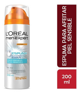 Espuma Afeitar 200 Ml Hydra Sensitive Men Expert L