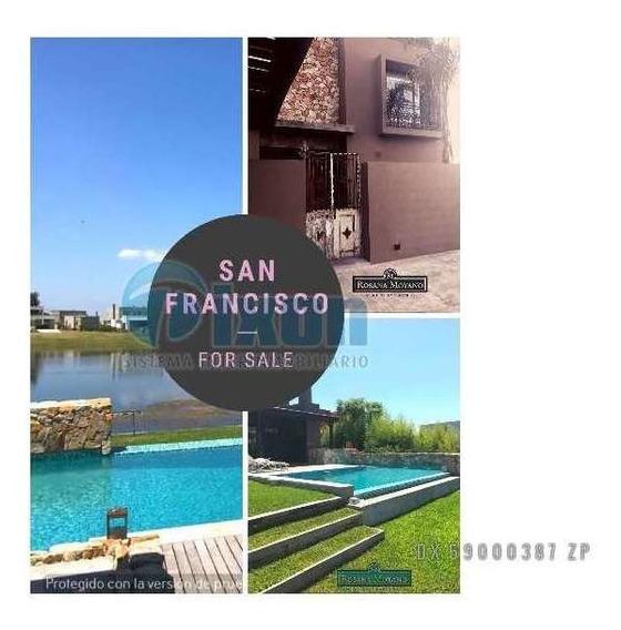 Barrio Cerrado Complejo Villa Nueva - San Francisco - Casa Venta Usd 690.000