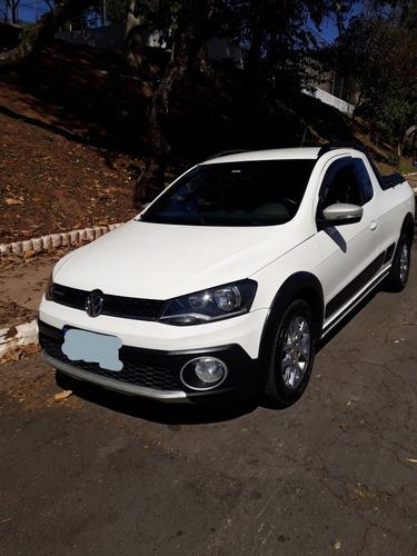 Imagem 1 de 15 de Volkswagen Saveiro 1.6 16v Cross Cab. Estendida Total Flex