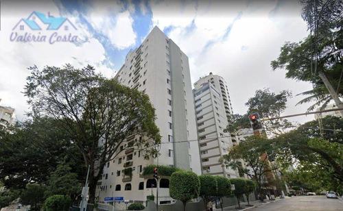 Imagem 1 de 30 de Apartamento Para Alugar, 90 M² Por R$ 4.400,00/mês - Moema - São Paulo/sp - Ap1568