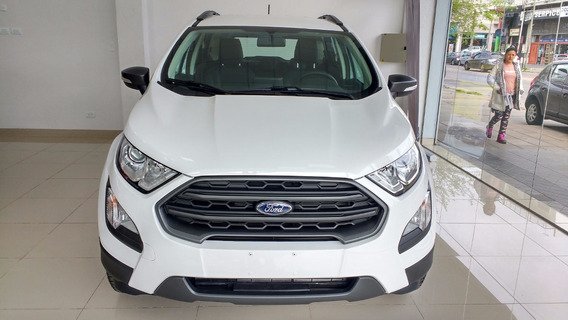 Ford Ecosport Nafta 1.5l 5 Ptas 4x2 Free Style 0km 2020