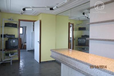 Cobertura Residencial À Venda, Campo Belo, São Paulo. - Co1258
