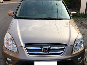 Honda Cr-v Ex 4x4 At