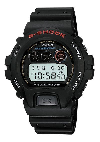 Relógio G-shock Casio Digital Preto Illuminator + Nf